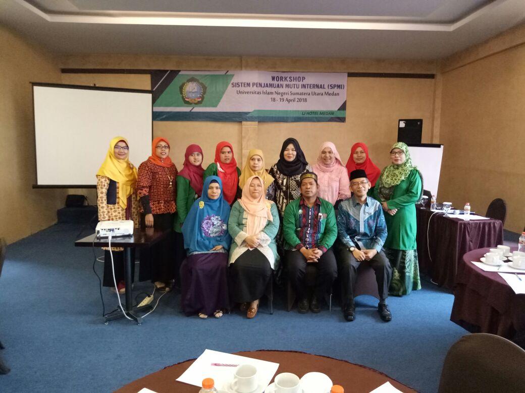 Workshop Penjaminan Mutu Internal