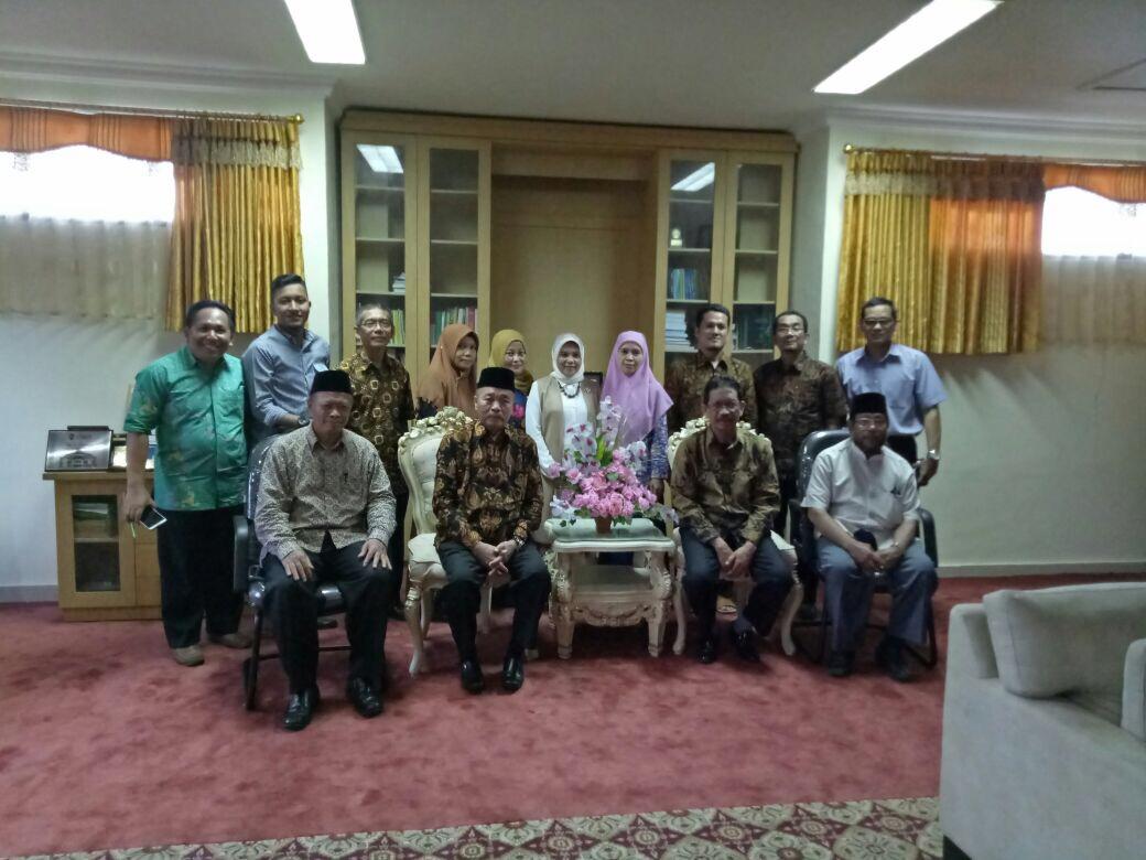 Kunjungan UIN Sumatera Utara Medan ke UIN Alauddin Makasar