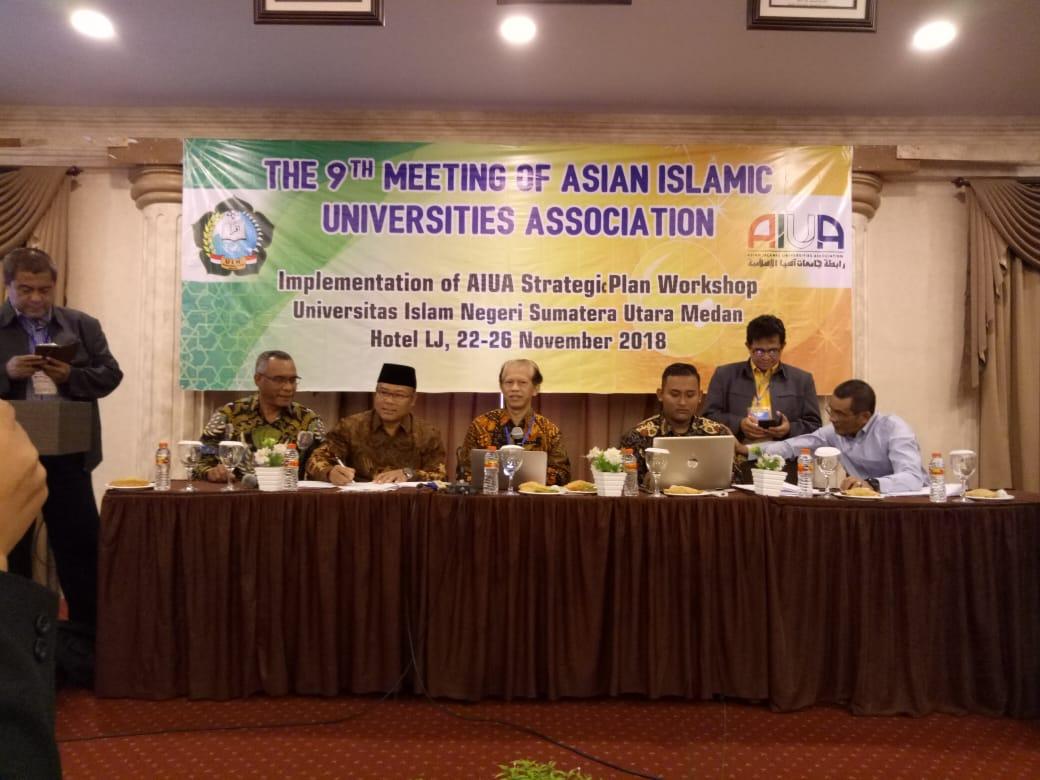 9th AIUA Meeting