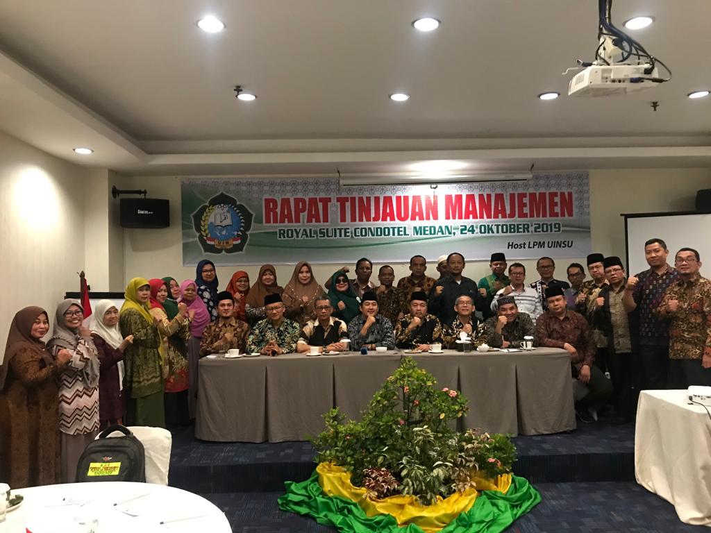 Rapat Tinjauan Managemen 2019