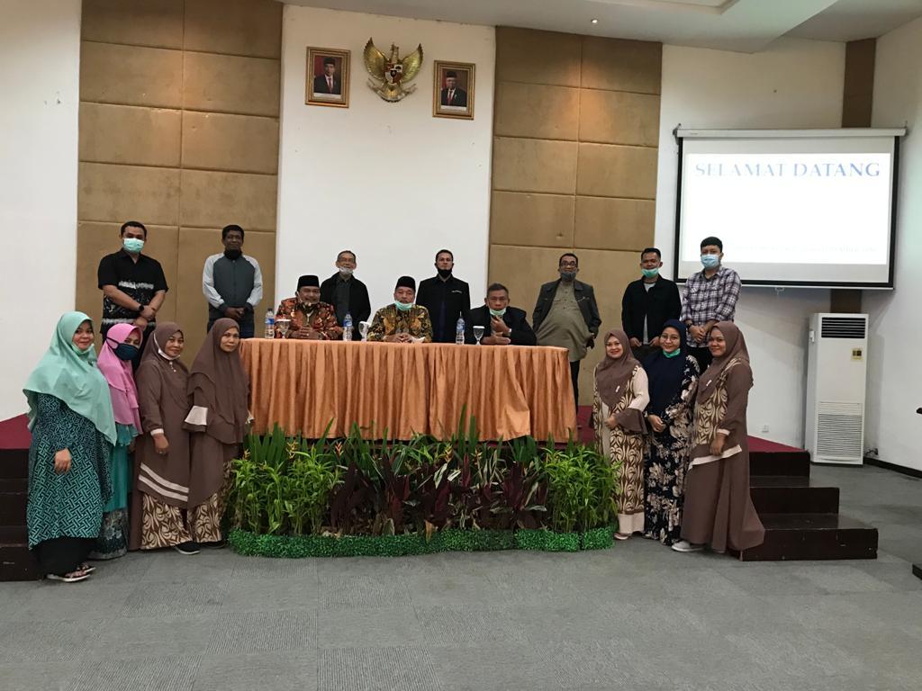 Penyusunan dan Finalisasi RENSTRA UIN SU Medan 2020 - 2024