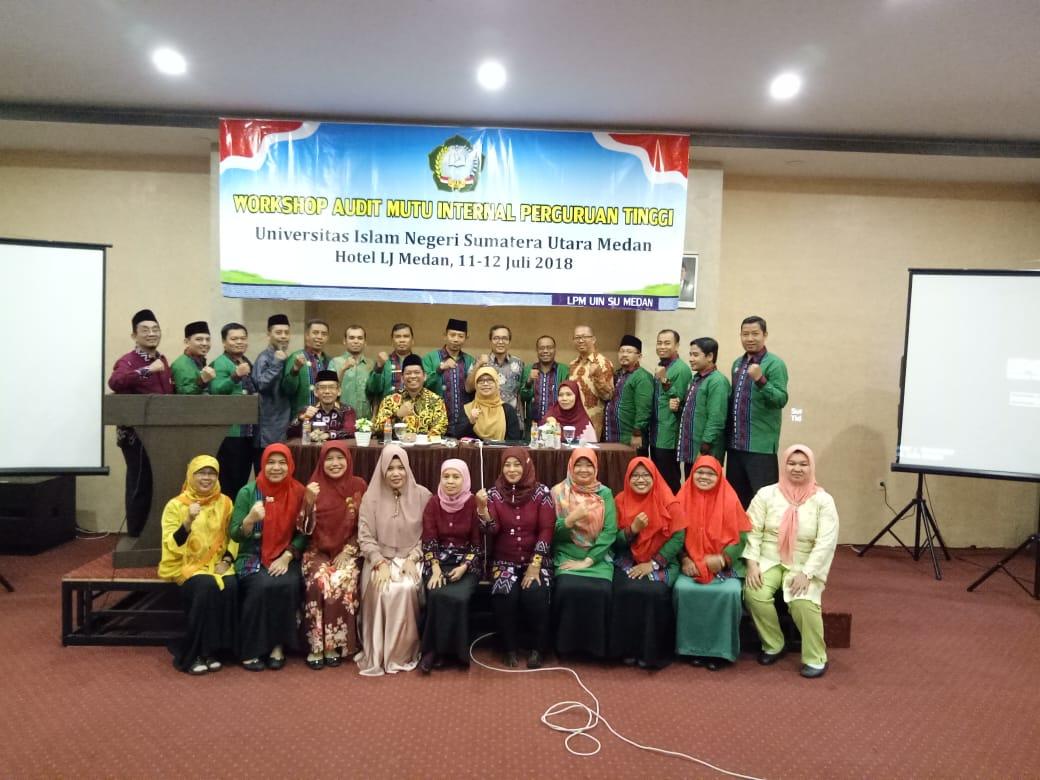 Workshop Audit Mutu Internal Perguruan Tinggi