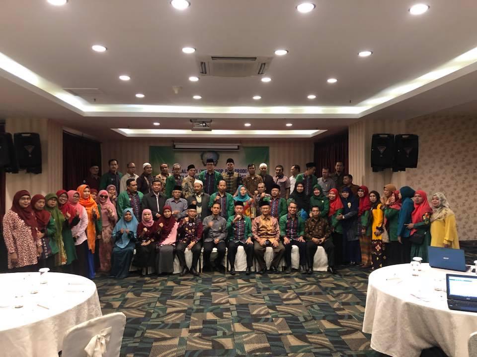 Sosialisasi (Workshop Per Prodi) Implementasi Integrasi Keilmuan Transdisipliner UIN Sumatera Utara