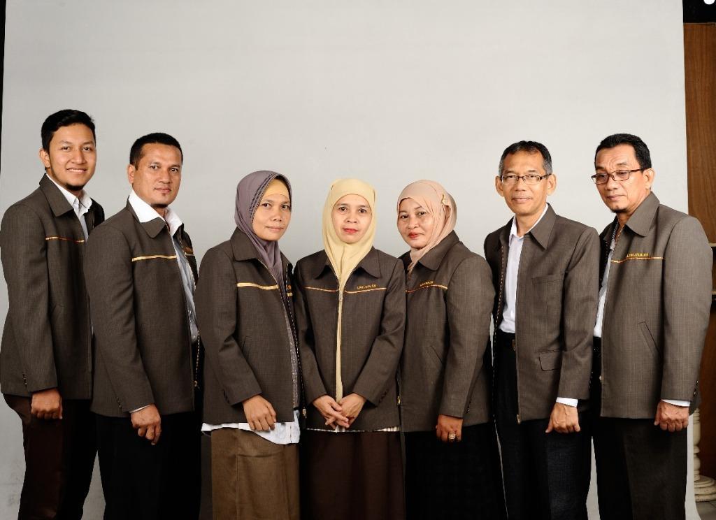 Pengelola Lembaga Penjaminan Mutu Universitas Islam Negeri Sumatera Utara Medan Tahun 2017