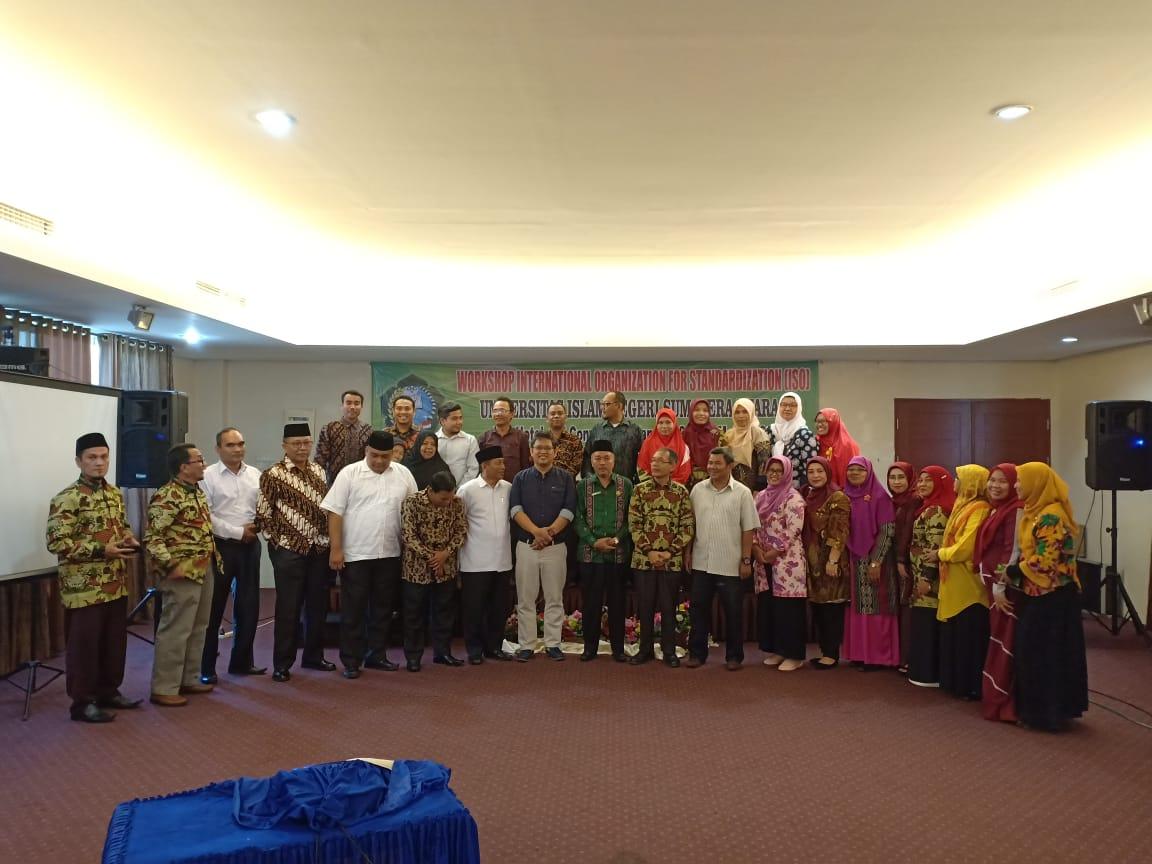 Workshop International Organization for Standardization