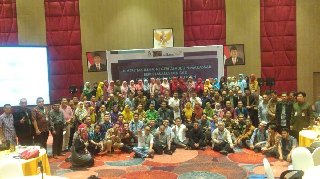 Forum Penjaminan Mutu PTKIN 2019