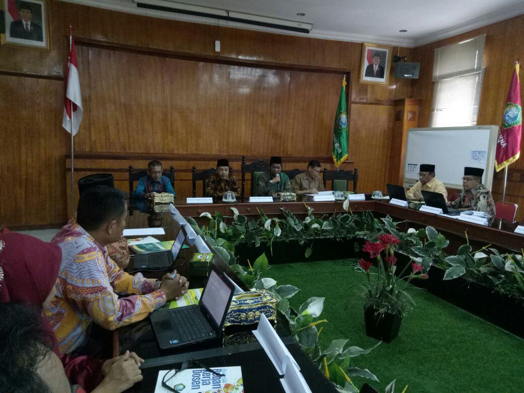Penilaian BKD Dosen Semester Genap TA. 2017/2018
