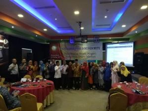 Sosialisasi Dokumen Mutu Universitas Islam Negeri Sumatera Utara Medan