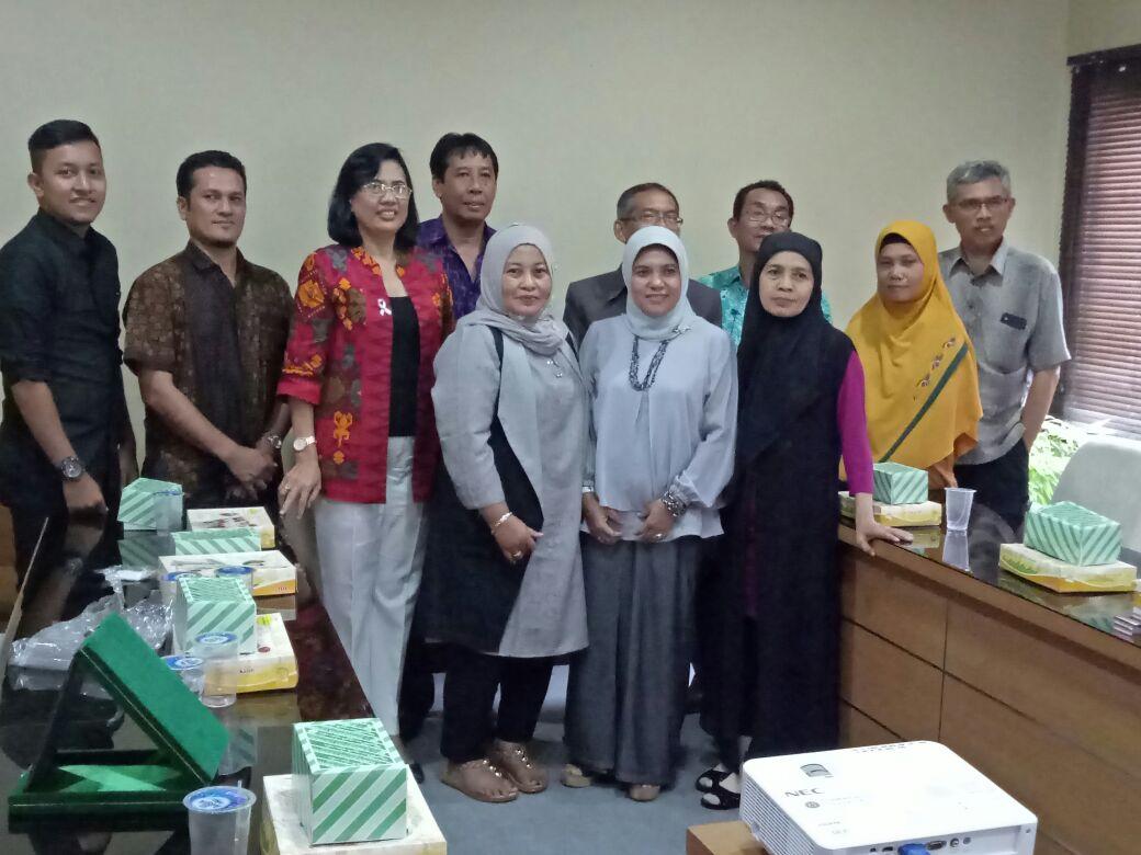 Kunjungan UIN Sumatera Utara Medan ke Universitas Udhayana Bali